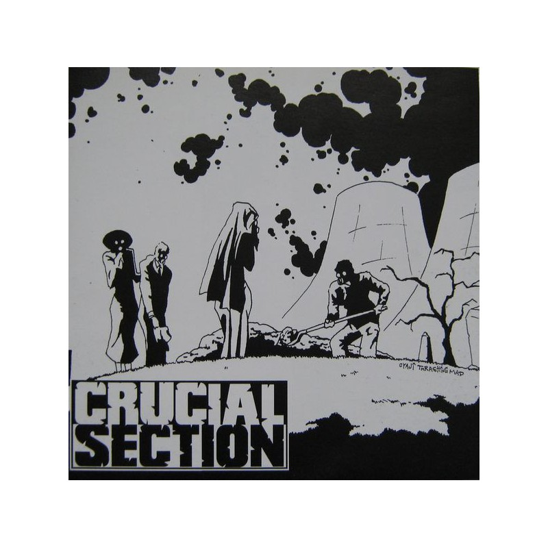 FACE UP TO IT ! / CRUCIAL SECTION - Split