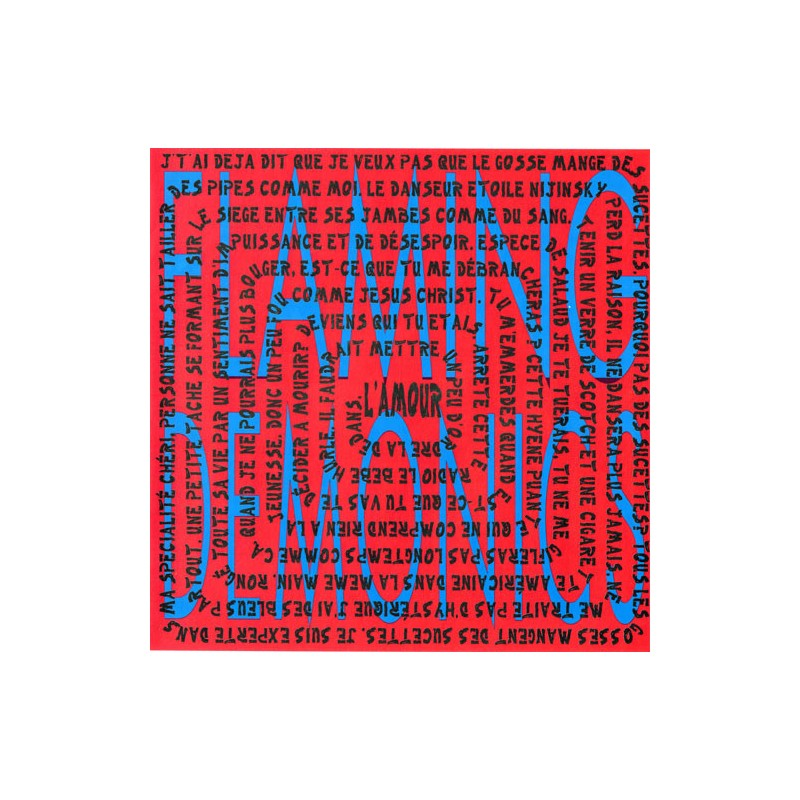 FLAMING DEMONICS - Nothing Is Definitive