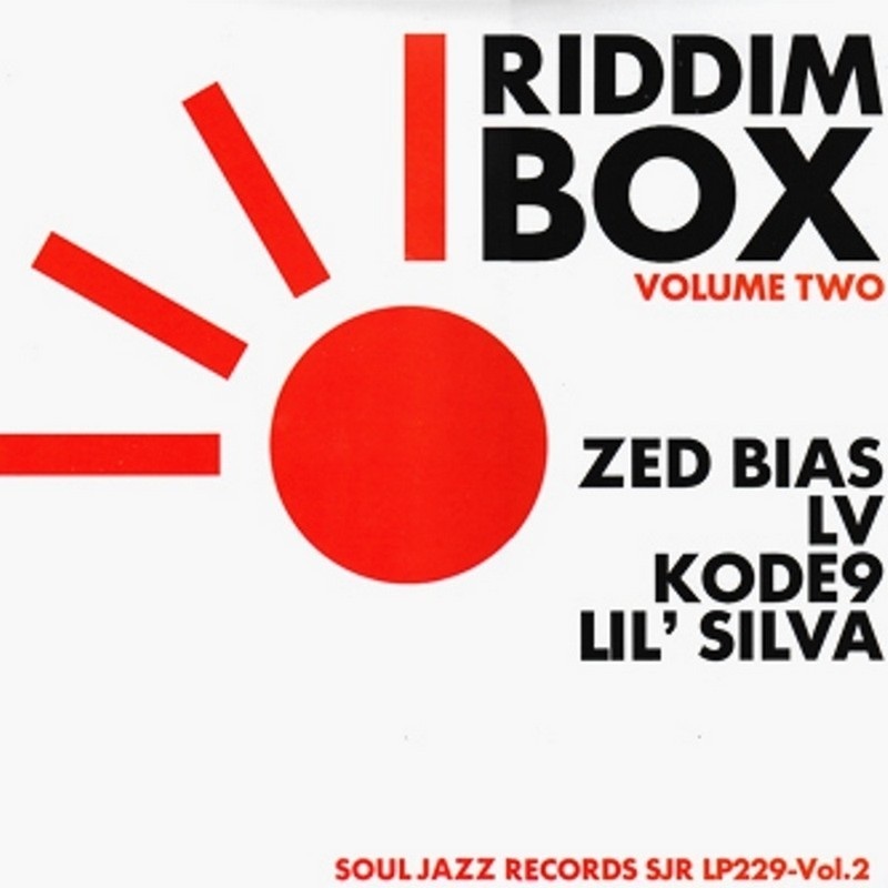 Various Riddim Box Vol.2 - Excursions In The Uk Funky Underground
