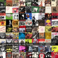 Discographie Du Rock Français 1977 - 2000