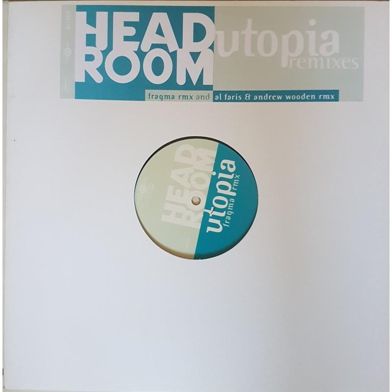 Vinyle - HEAD ROOM - Utopia - Remixes
