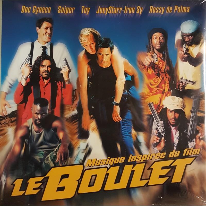 Vinyle - Musique du Film - Le Boulet