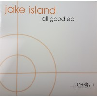 Vinyle - JAKE ISLAND - All Good EP