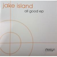 Vinyle - JAKE ISLAND - All Good EP