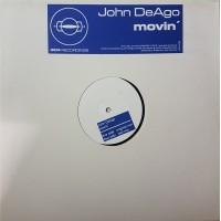 Vinyle - JOHN DEAGO - Movin