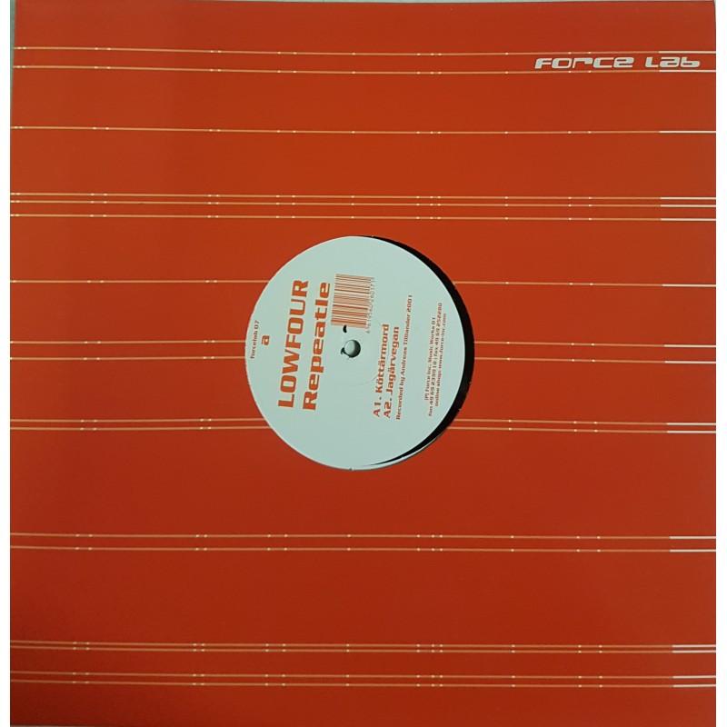 Vinyle - LOWFOUR - Repeatle