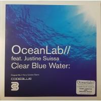 Vinyle - OCEANLAB - Clear Blue Water - Feat. Justine Suissa