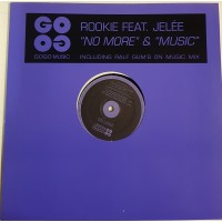 Vinyle - ROOKIE Feat. JELEE - No More