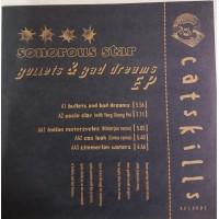 Vinyle - SONOROUS STAR - Bullets & Bad Dreams EP
