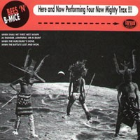 BEES'N'B-MICE - Here & Now Perfoming Four New Mighty Trax