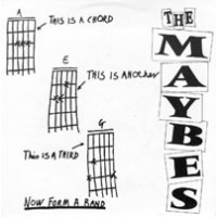 THE MAYBES - Spiders Don't Sleep