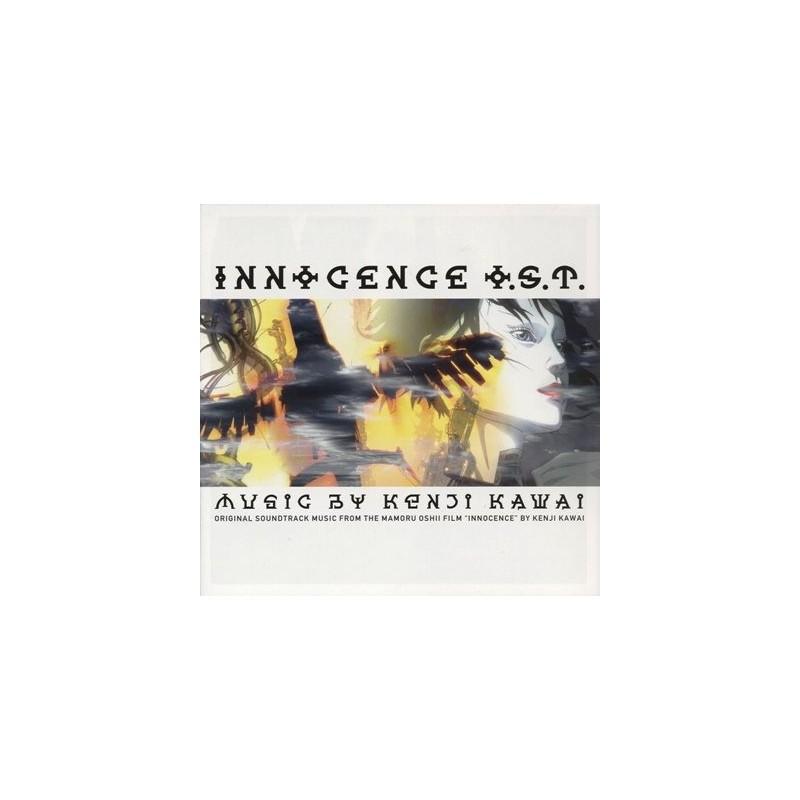 O.S.T INNOCENCE - Music By Kenji Kawai