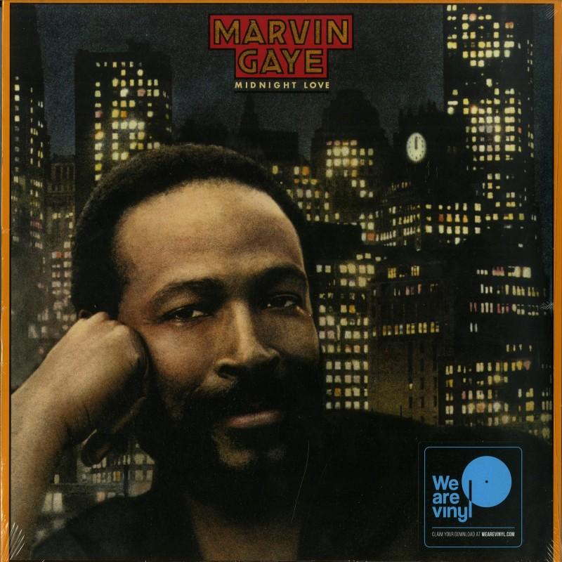 Vinyle - MARVIN GAYE - Midnight Love