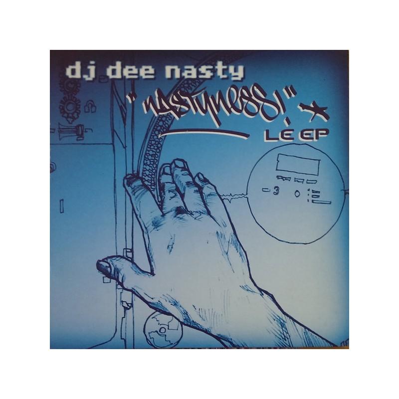 Vinyle - DJ DEE NASTY - Nastyness Le EP