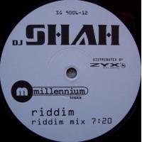 Vinyle - DJ SHAH - Riddim