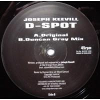Vinyle - JOSEPH KEEVILL - D-Spot
