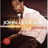 Vinyle - JOHN LEGEND - Used To Love U