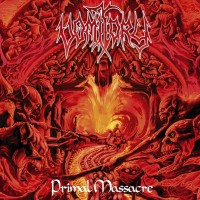 Vinyle - VOMITORY - Primal Massacre