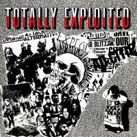 Vinyle - THE EXPLOITED - Totally Exploited