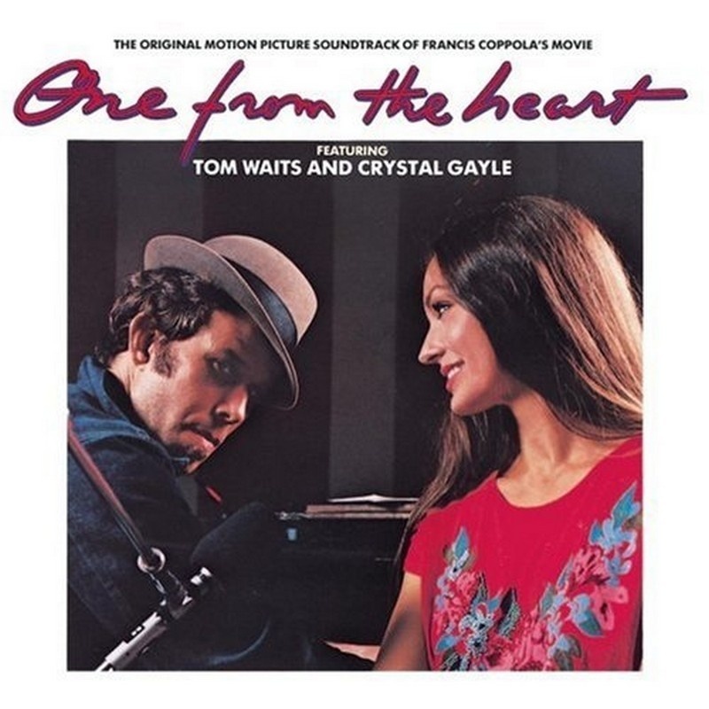 O.S.T One From The Heart - Tom Waits And Chrystal Gayle