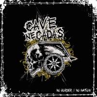 Vinyle - CAVE NE CADAS - No Border // No Nation