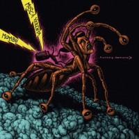 Vinyle - MOMBU / MOSCA VIOLENTA - Hunting Demons