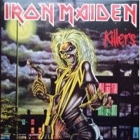 Vinyle - IRON MAIDEN - Killers