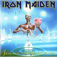 Vinyle - IRON MAIDEN - Seventh Son