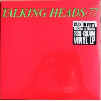 Vinyle - TALKING HEADS - 77