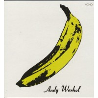Vinyle - VELVET UNDERGROUND AND NICO - Banana Cover