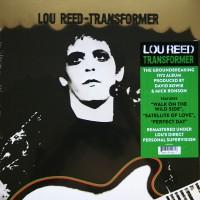 Vinyle - LOU REED - Transformer