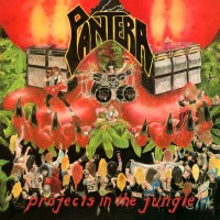 Vinyle - PANTERA - Projects In The Jungle