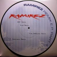 Vinyle - RAMIREZ - Remix E.P. Part 1