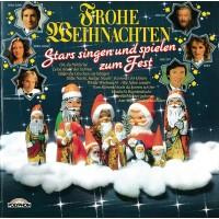 Vinyle - Various Frohe Weihnachten - Stars Singen Und Spielen Zum Fest -