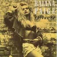 Vinyle - RAIANA PAIGE - Rescue Me