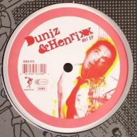 Vinyle - DUNIZ & HENRIXX - DH1 EP