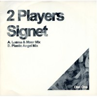 Vinyle - 2 PLAYERS - Signet - Disc 1