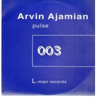 Vinyle - ARVIN AJAMIAN - Pulse