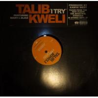 Vinyle - TALIB KWELI Feat. MARY J. BLIGE - I Try