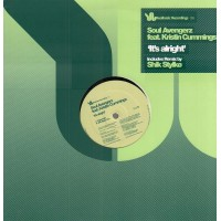 Vinyle - SOUL AVENGERZ Feat. KRISTIN CUMMINGS - It's Alright