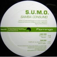 Vinyle - S.U.M.O. - Samba Consumo