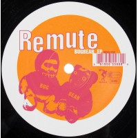 Vinyle - REMUTE - Bugbear EP