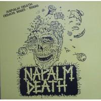 Vinyle - NAPALM DEATH - Demos 1985 - 1986