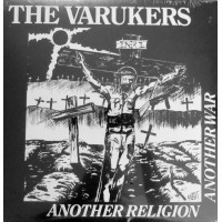 Vinyle - THE VARUKERS - Another Religion, Another War