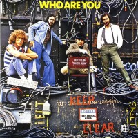 Vinyle - THE WHO - Who Are You