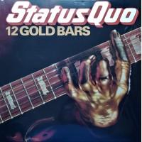Vinyle - STATUS QUO - 12 Gold Bars