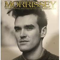 Vinyle - MORRISSEY - At The Civic Hall, Wolverhampton, UK, December 22nd, 1988