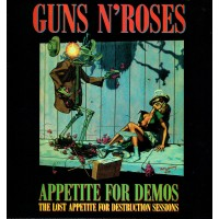 Vinyle - GUNS 'N ROSES - Appetite For Demos , The Lost Appetite For Destruction Sessions