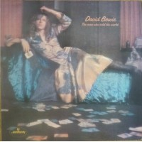 Vinyle - DAVID BOWIE - The Man Who Sold The World