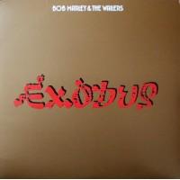Vinyle - BOB MARLEY - Exodus